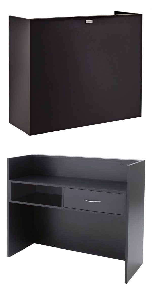 Reception parrucchiere counter arredamento parrucchieri for Banco reception economico